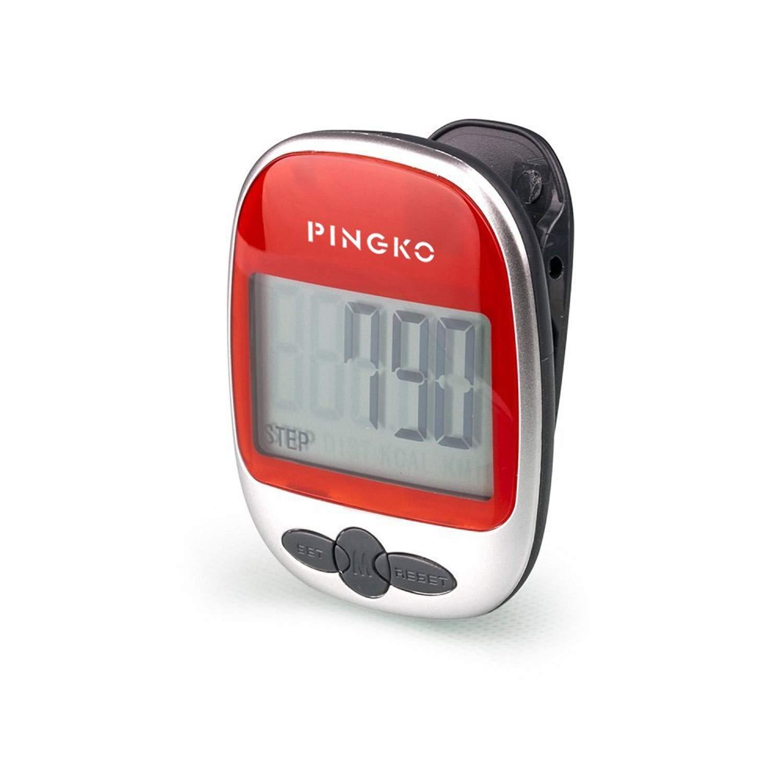 Pingko Podómetro portátil con precisión para correr en pistas ...