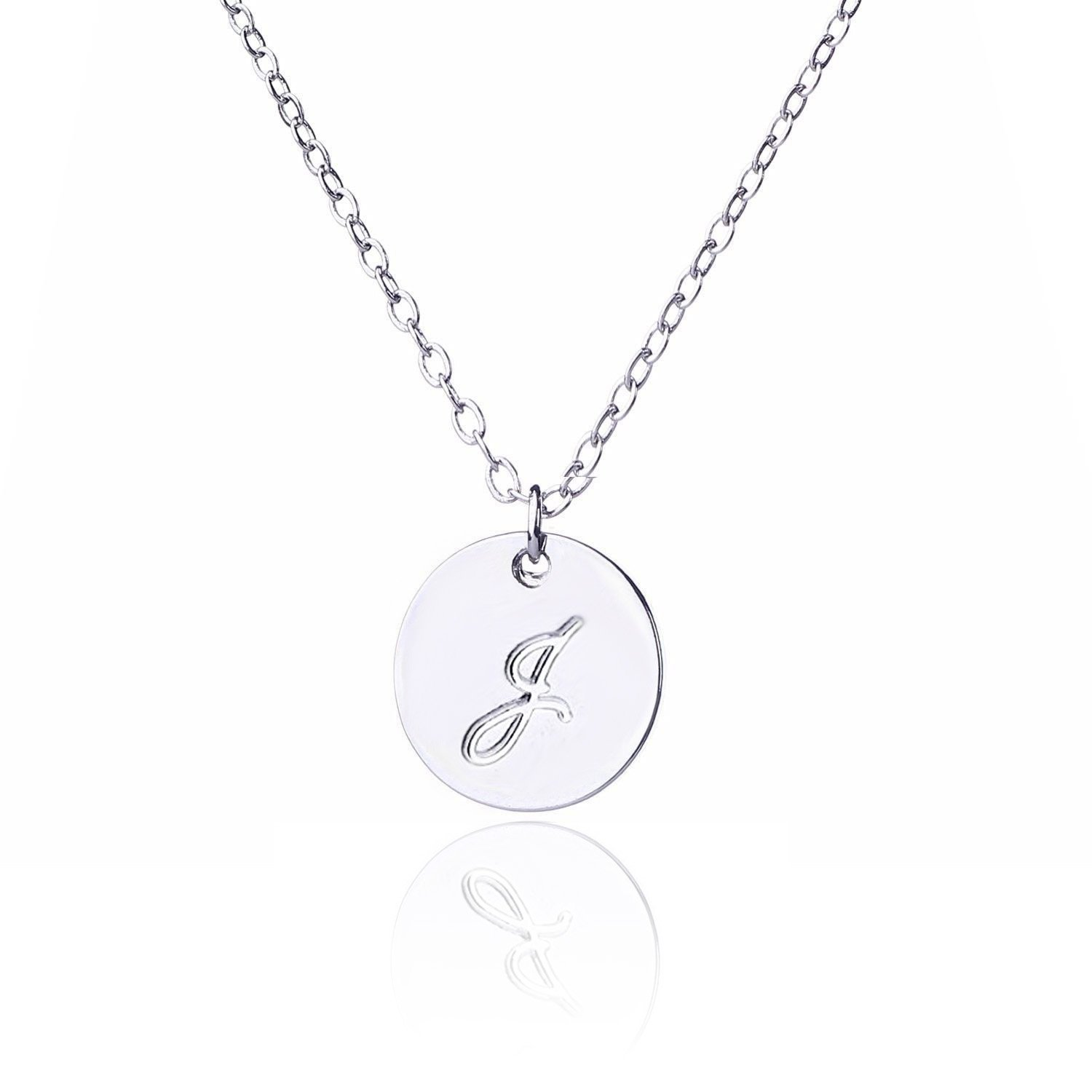 Luvalti Initial Letter Jewelry Family /& Friends Jewelry Gift Large Alphabet Earrings and Necklace