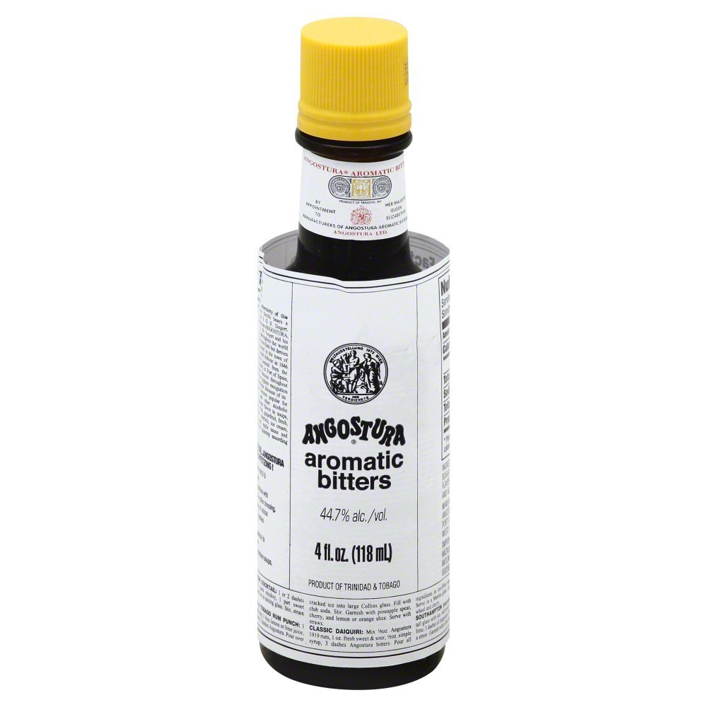 Angostura, Bitters, 4 OZ( Value Bulk Multi-pack) (Pack of 24) by Angostura (Image #1)