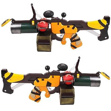 Mtxc Overwatch Cosplay Prop Junkrat Grenade Launcher Orange