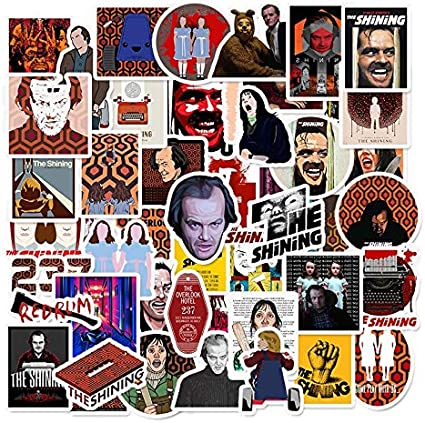 YUNDD The Shining Stanley Kubrick Classic Horror Stickers para ...