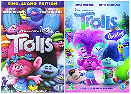 Complete Trolls DVD Collection