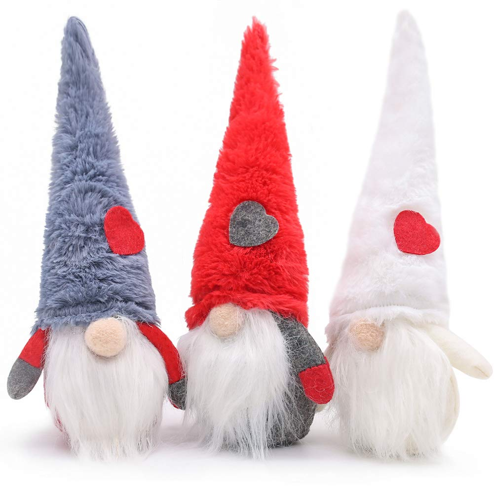Set of Thee Adorable Gnomes!