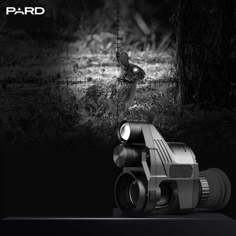 Changli NV007 Riflescope Digital Hunting Night Vision Pard 200m Range Scope WiFi Optical 5W IR Infrared Night Vision Cameras Video