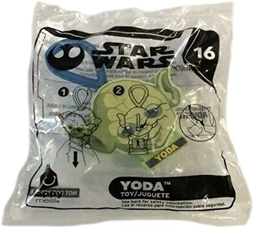 2019 McDonalds Happy Meal STAR WARS RISE OF SKYWALKER TOY #16 YODA