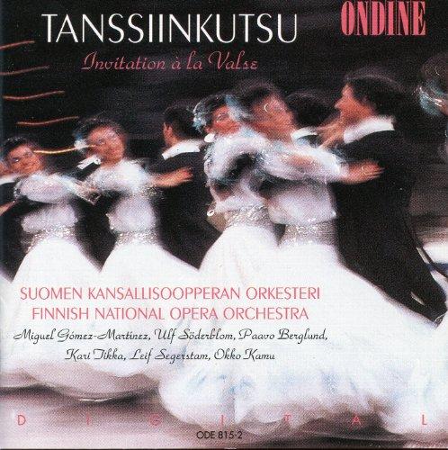 ... Tanssiinkutsu: Invitation a la.