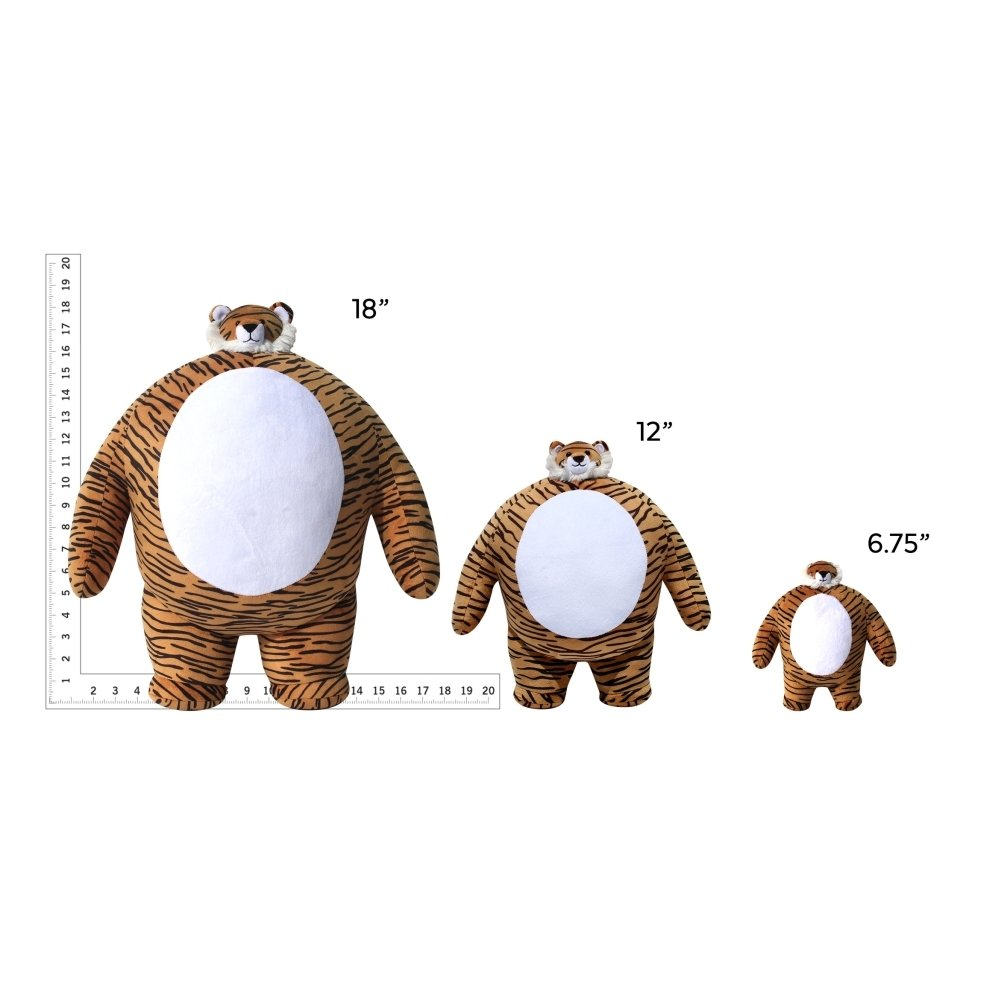 Amazon.com: Go Games Tiny Headed Kingdom: Twist 18 Inch, Big Cats by: Toys & Games