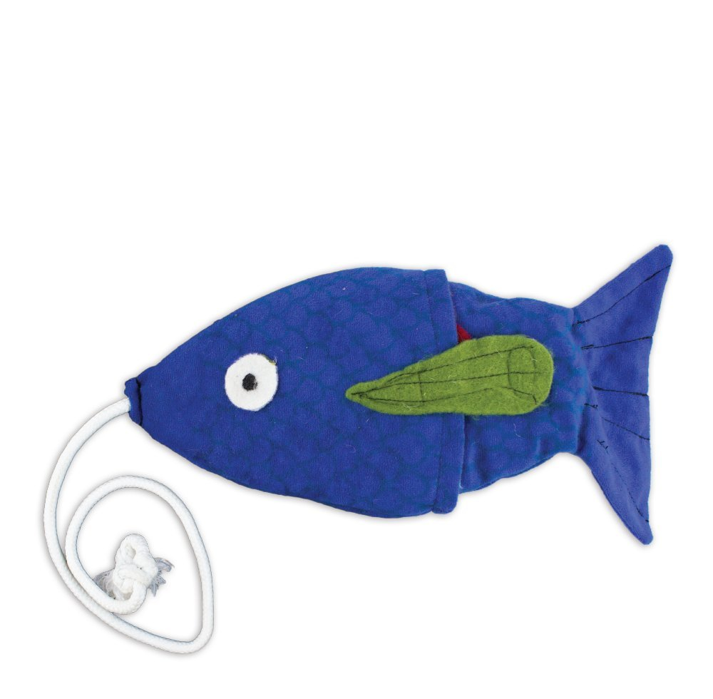 GUAF MX-BLUE FISH (TOY FOR CAT)