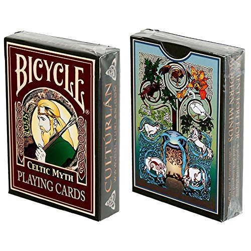 Bicycle Celtic Myth Playing Cards (Celtic Card)