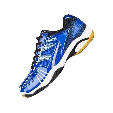 e1430bf0784a9f forza Chaussures de Badminton Homme fz Speedster 302394 bleu-42: Amazon.fr: Chaussures  et Sacs