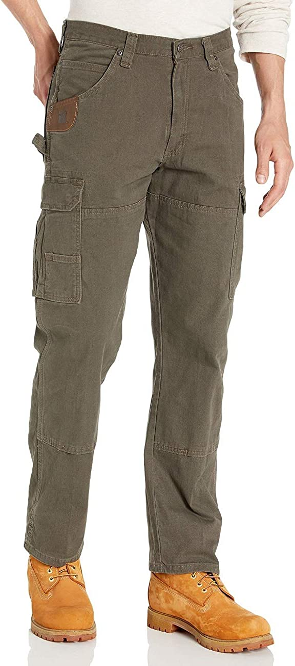 Wrangler Riggs Workwear Men's Advanced Comfort Ranger Pant: Clothing