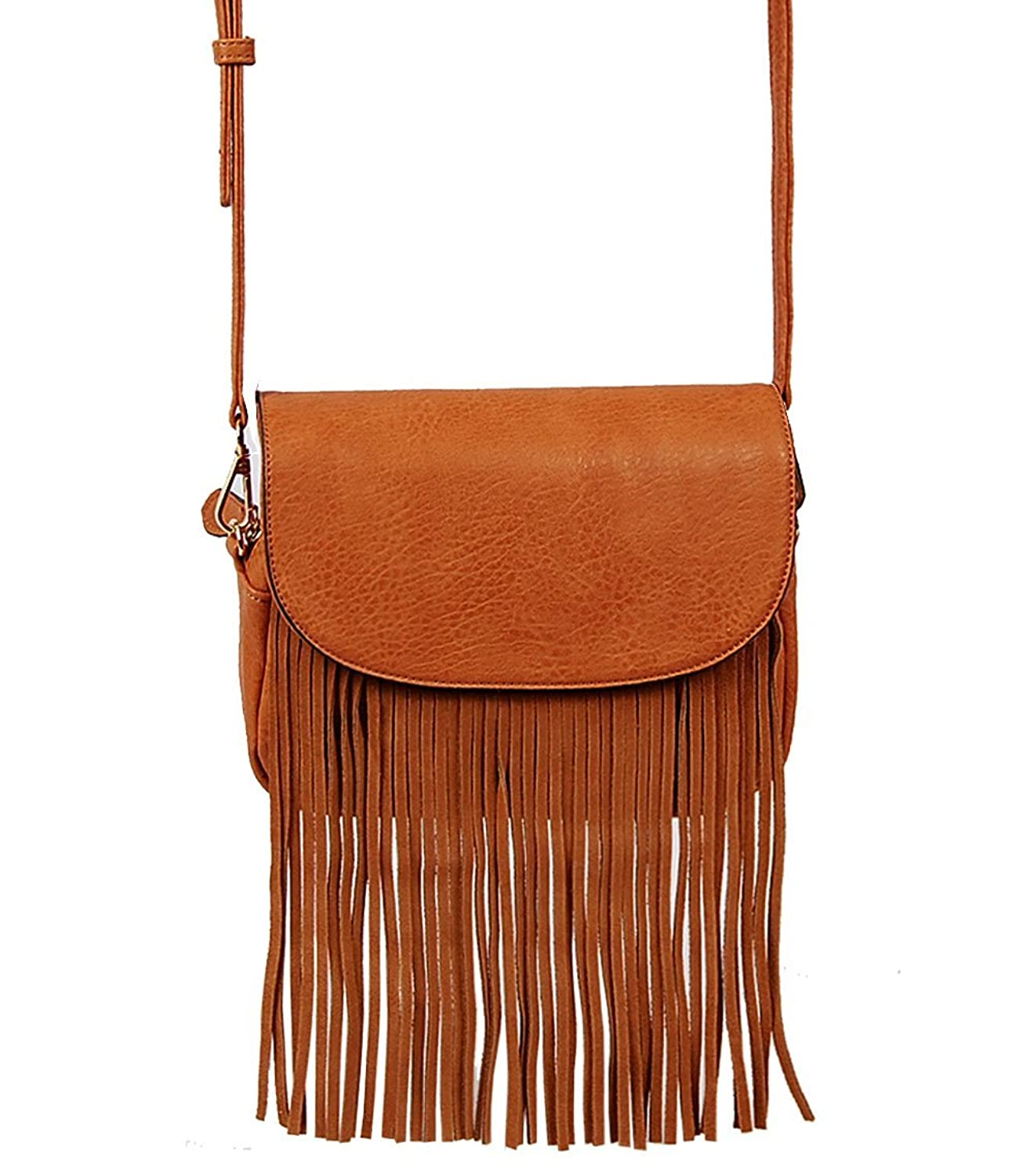 Florence Suede Cross Body