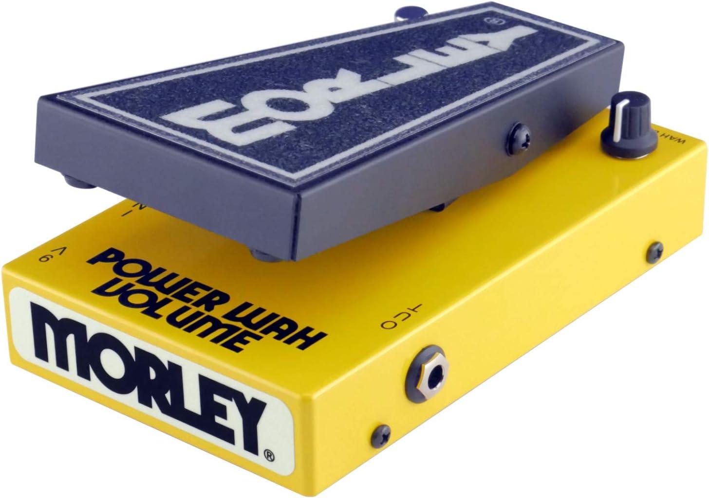 Morley 20//20 Power Wah Volume Pedal