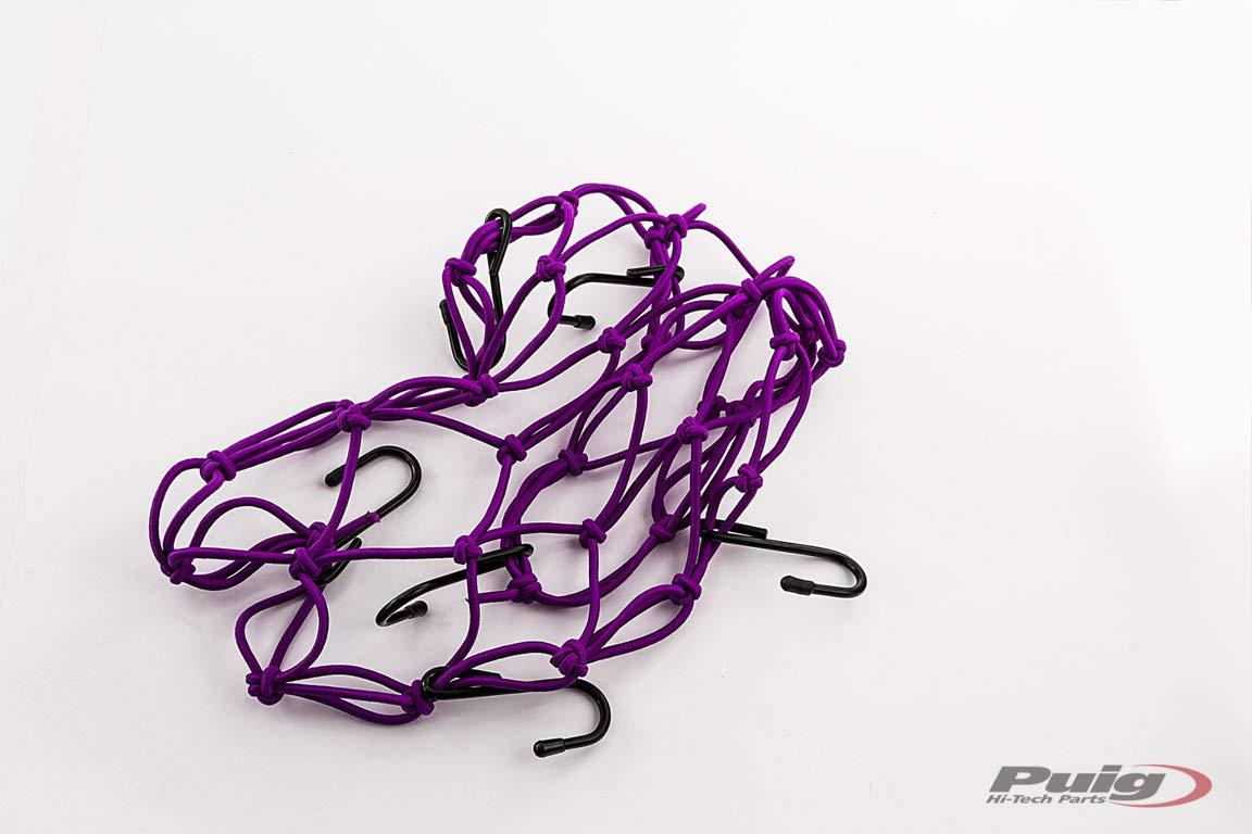 Puig –  Rete elastica, 350 x 350 mm rosso 350x 350 mm rosso 0788R