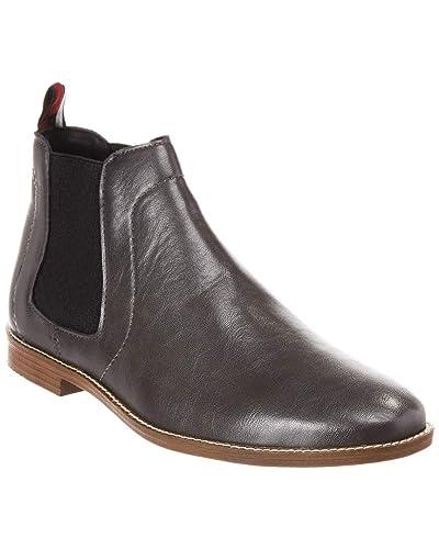 a7c5a277f5b Amazon.com: Ben Sherman Gabe Chelsea Boot, 10, Brown: Shoes