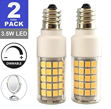 Amazoncom Srrb Direct Led Replacement Light Bulb For Cosmetic