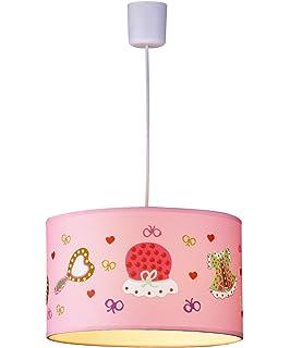 Philips 717510616 Lámpara colgante E27, Rosa: Amazon.es ...
