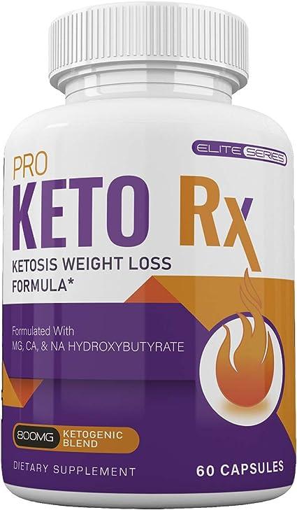 Amazon.com: Pro Keto Rx - Ketosis Fórmula de pérdida de peso ...