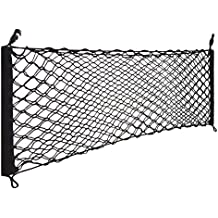 Envelope Style Trunk Cargo Net for Infiniti G37 COUPE 2008 09 10 11 12 2013 NEW