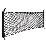 Envelope Style Trunk Cargo Net For JAGUAR XF 2009 10 11 12 13 14 15 16 2017 NEW