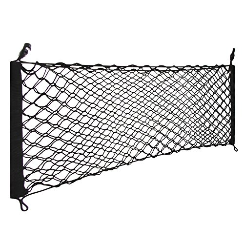 - VCiiC Envelope Style Trunk Cargo Net for Nissan Xterra New