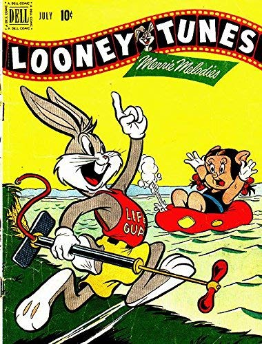 Looney Tunes and Merry Melodies #117 1951 Bugs BunnyComic Book VG/FN ()
