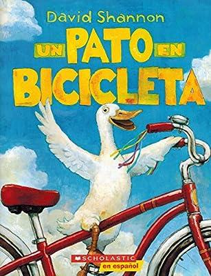 Un pato en bicicleta: Amazon.es: Libros
