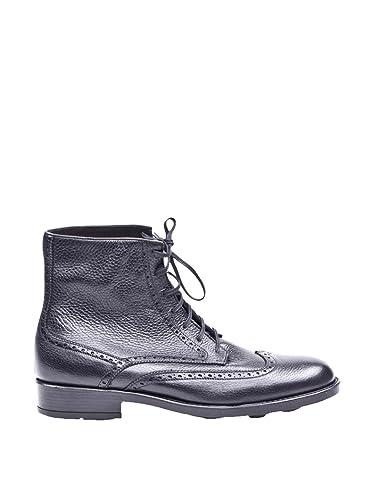 Pedro del Hierro Botines Vestir Negro EU 44: Amazon.es: Zapatos y complementos