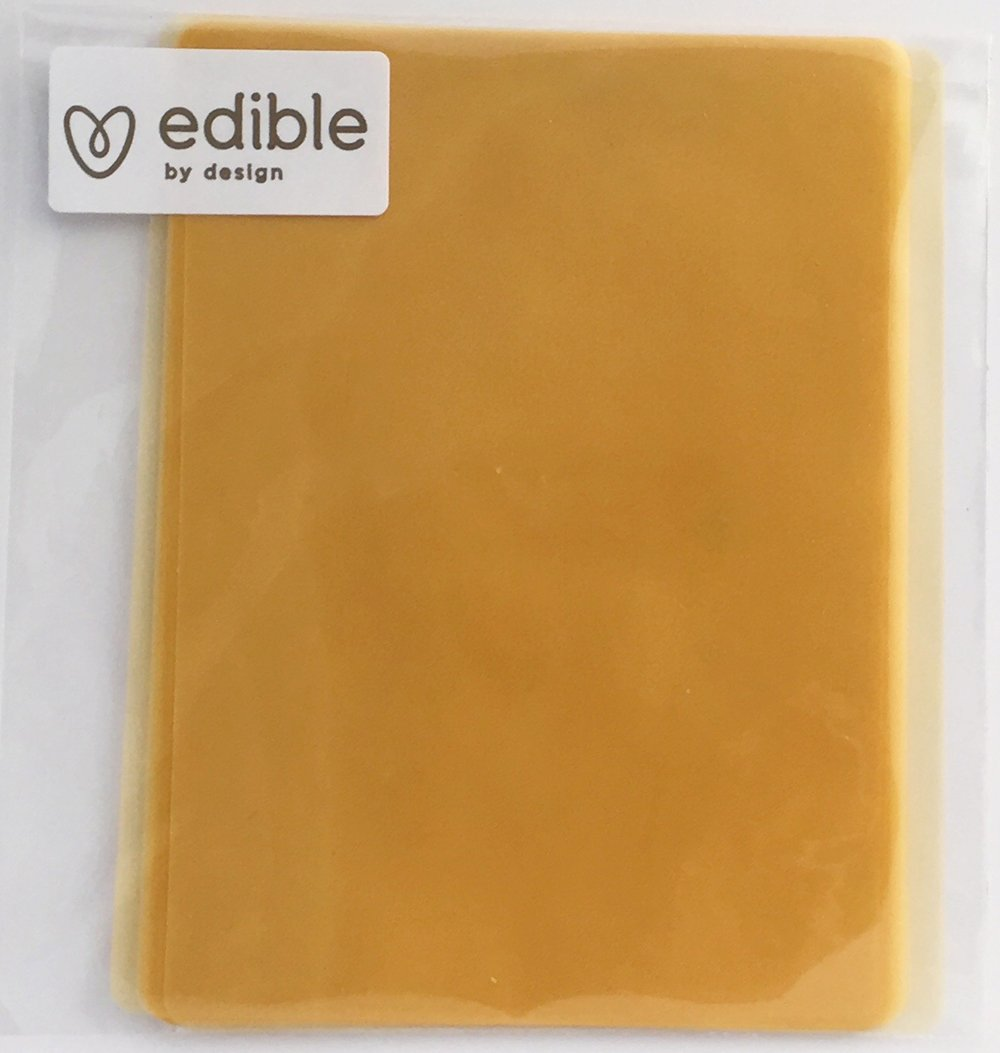 Edible By Design Gold Edible Paper Sheets x 10