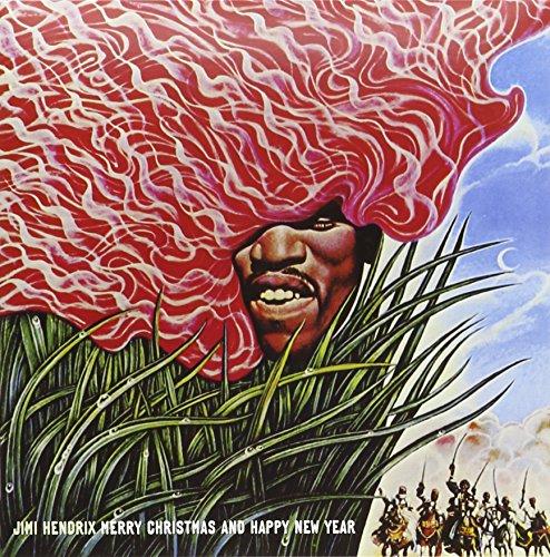 Vinilo : Jimi Hendrix - Merry Christmas & A Happy New Year (Colored Vinyl)