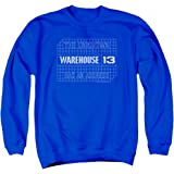 Warehouse 13 - Mens Blueprint Logo Sweater