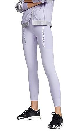 d0386ba5e4c7cb adidas by Stella McCartney Women's Train Leggings, Iced Lavender, Purple,  X-Small