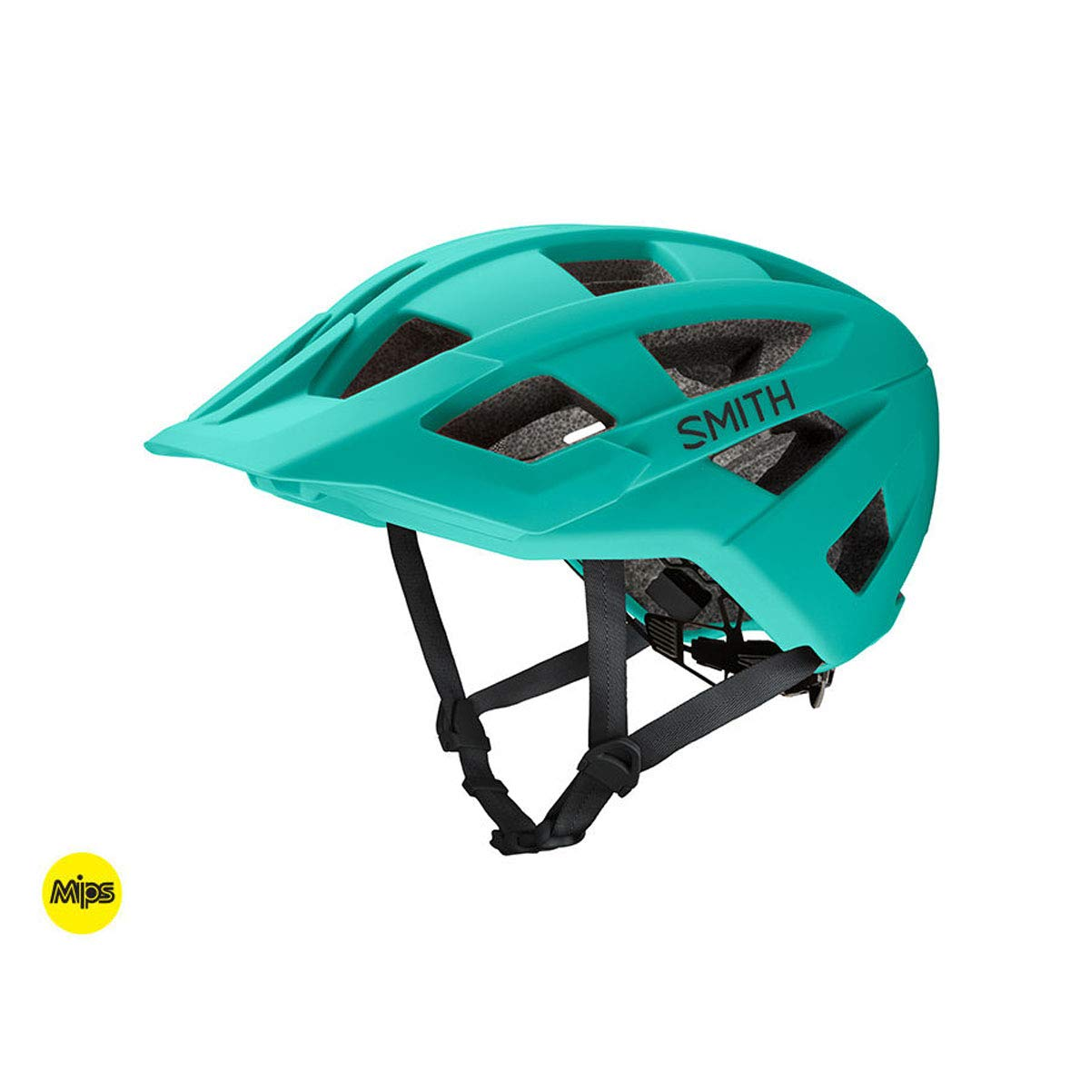 Smith Optics 2019 Venture MIPS Adult MTB Cycling Helmet - Matte Jade/Small by Smith Optics