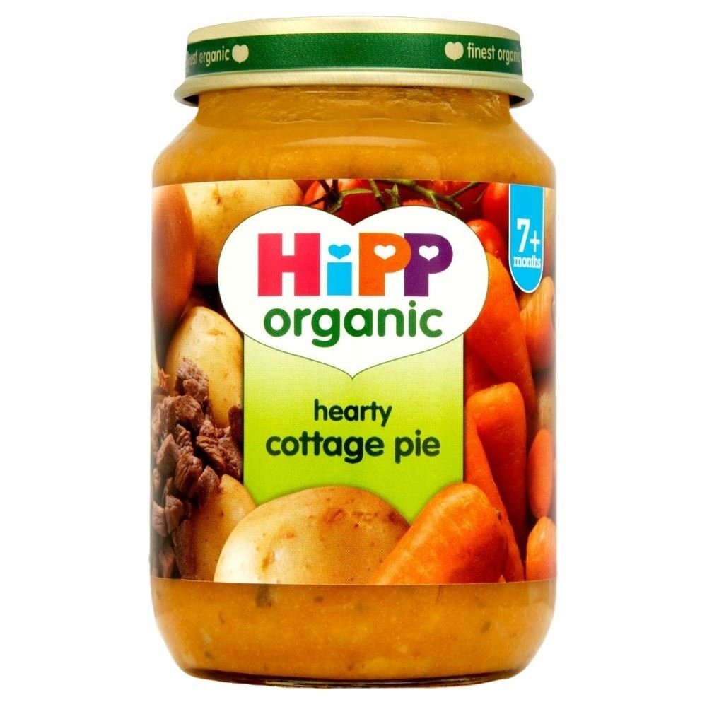 Hipp Organic Cottage Pie 7mth+ (190g) - Pack of 6 Grocery