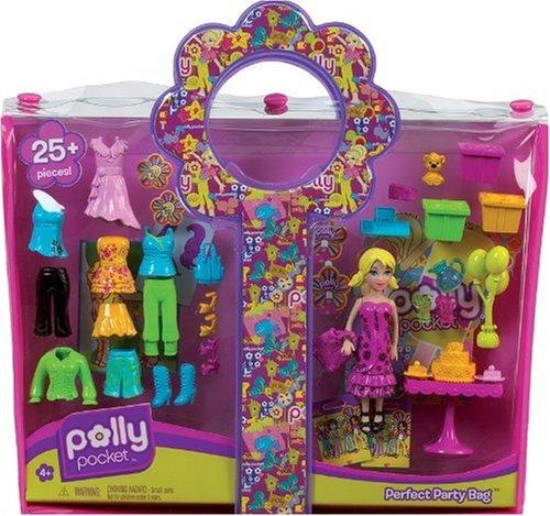 Polly Pocket Designables Perfect Party Bag Polly