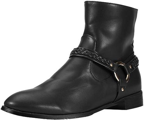 Amazon.it: Fibbia Stivali Scarpe da uomo: Scarpe e borse