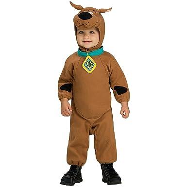 Amazon.com: Scooby-Doo – Disfraz infantil: Clothing
