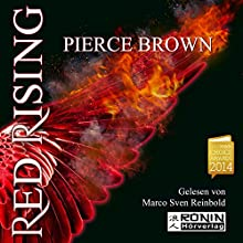 Red Rising 1 Audiobook by Pierce Brown Narrated by Marco Sven Reinbold