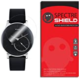 Withings Activite Steel Screen Protector [6-PACK], Spectre Shield Full Coverage Invisible HD Clear Anti-Bubble [Lifetime Replacements]