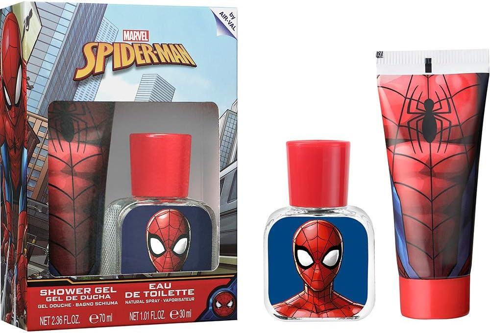 Spiderman Eau De Toilette 50ml Gift Set
