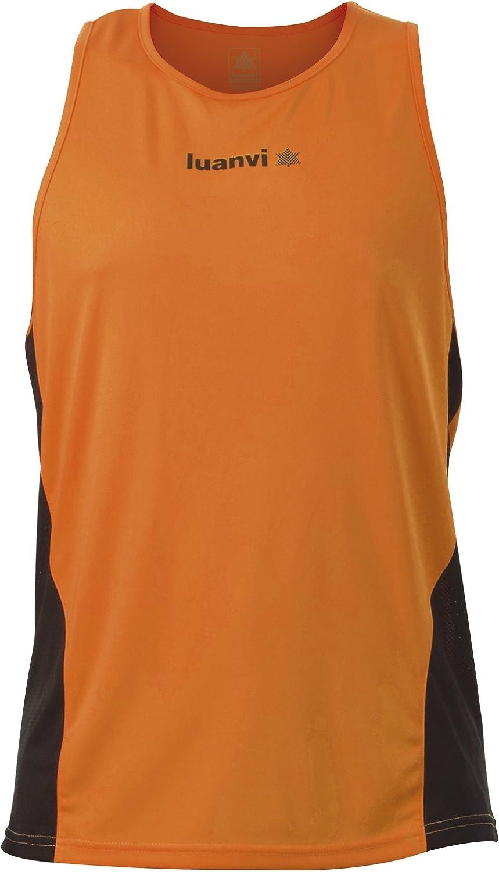 Hombre Luanvi Race Camiseta de Running