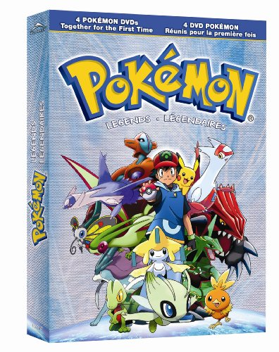 Pokemon Legends (Box Series Pokemon Set)