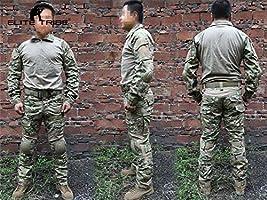 los Hombres de Caza Paintball Airsoft Militar Uniforme de Combate ...