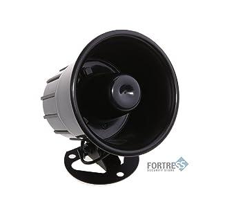Amazon.com: Fortress Security Store (TM) Loud Indoor / Outdoor ...