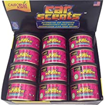 California Scents California Car Scents 12-Unit Counter Coronado Cherry, 1.5 Ounce Cans (Pack of 12)