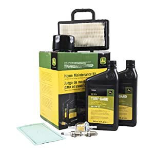 John Deere Original Equipment Maintenance Kit #LG263 by John Deere
