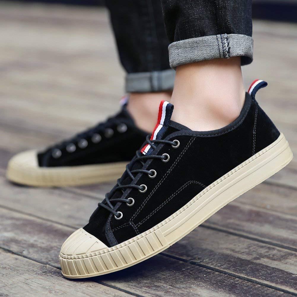 Fuxitoggo Mode-Trend Schuhe Komfort All-Match-Freizeitschuhe All-Match-Freizeitschuhe All-Match-Freizeitschuhe Rutschfeste Atmungsaktive Herrenschuhe (Farbe   Gelb, Größe   41) d83ac8
