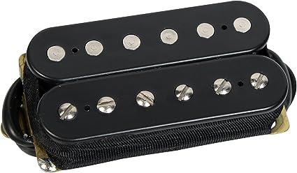 DiMarzio Norton Humbucker F-Spaced Black Guitar Pickup