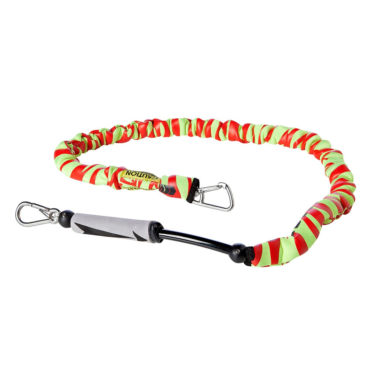 Yellow//Red Mystic Handle Pass Leash Neo Yellow//Red 130860 Colour