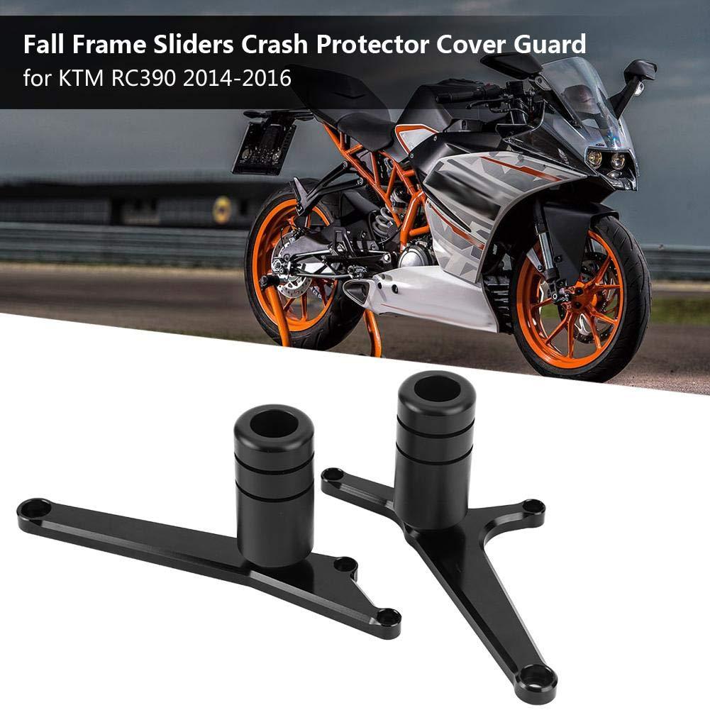 Aramox Fall Frame Sliders Protector Sliders Crash Cover Guard for RC390 2014-2016